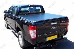 Tonneau Covers Ford Ranger Ford Ranger T6 12on Soft Roll Up Tonneau Cover Eagle1 Soft