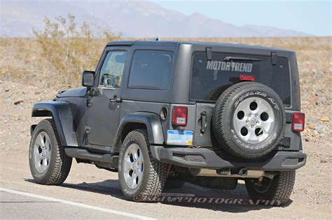 The Next Jeep Wrangler We Hear Next Jeep Wrangler To Stay True To Its Roots