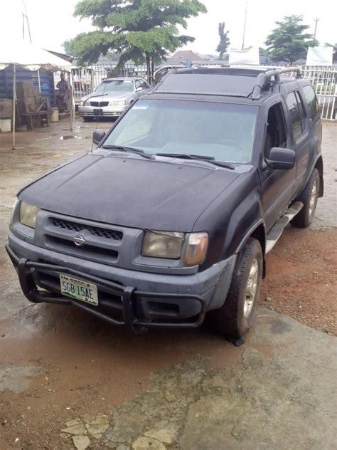 used nissan xterra used nissan xterra 2001 model auto autos nigeria