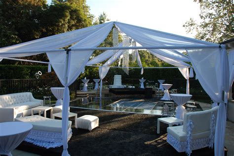 Wedding Tent Rentals by Wedding Tent Rentals Los Angeles Event Productions