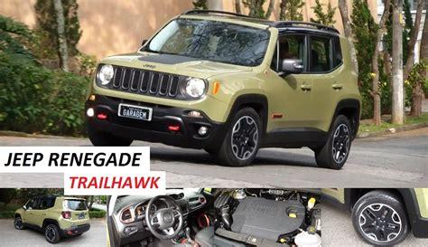 Drivers Jeep Garagem Daily Driver Jeep Renegade Trailhawk
