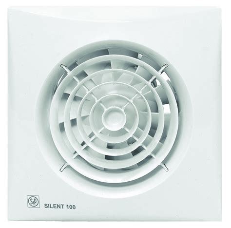 the best bathroom extractor fan bathroom extractor fans silent 100