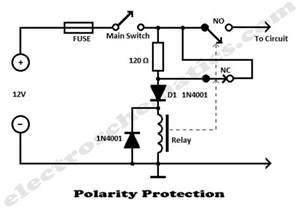 polarity protection circuit