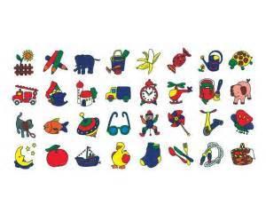 kindergarten garderoben symbole erkennungszeichen f 252 r garderoben set 2