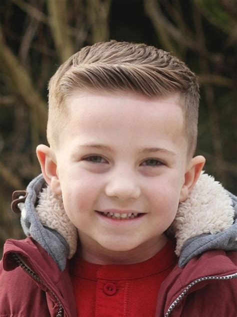 pompadour haircut toddler 50 cute toddler boy haircuts your kids will love