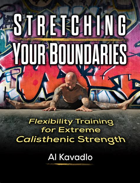 al kavadlo a leading expert in bodyweight strength
