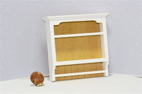 dollhouse wall shelf fancy wall shelf in white wood dollhouses and more