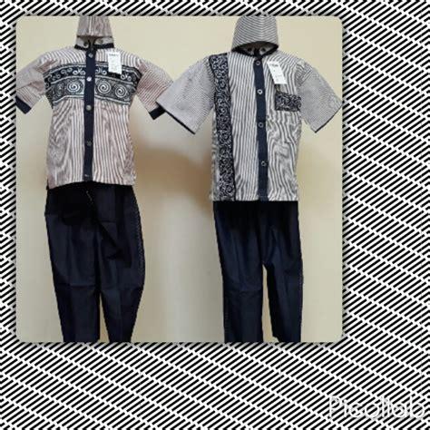 Grosir Baju Koko Anak Murah Setelan baju koko anak lengan pendek baju3500
