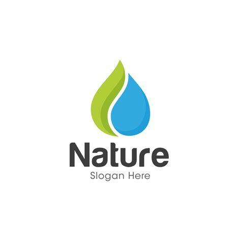 free nature logo design nature logo design vectors 05 welovesolo