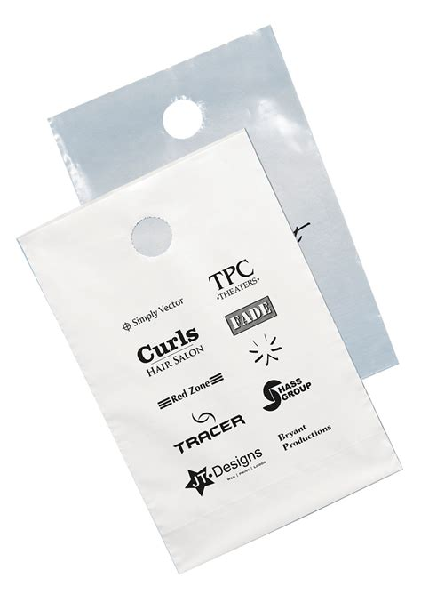 Plastic Door Knob Bags by Custom Door Knob Plastic Bags Bm26dk914 Discountmugs