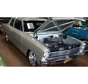 1966 Chevy II Nova Pro Touring Restomod Muscle Car  YouTube