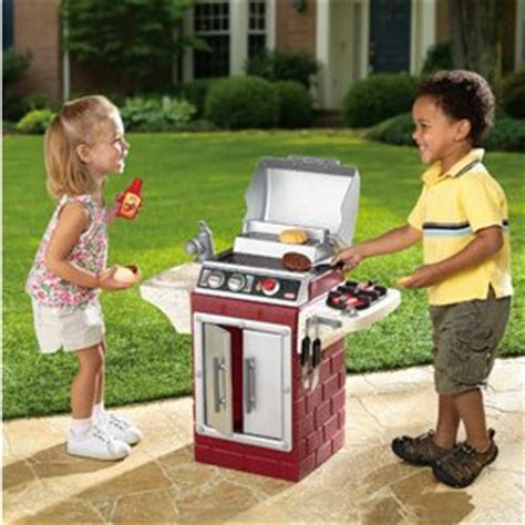 little tikes backyard barbecue walmart hot toy deal little tikes backyard bbq only 29 normally 69 99