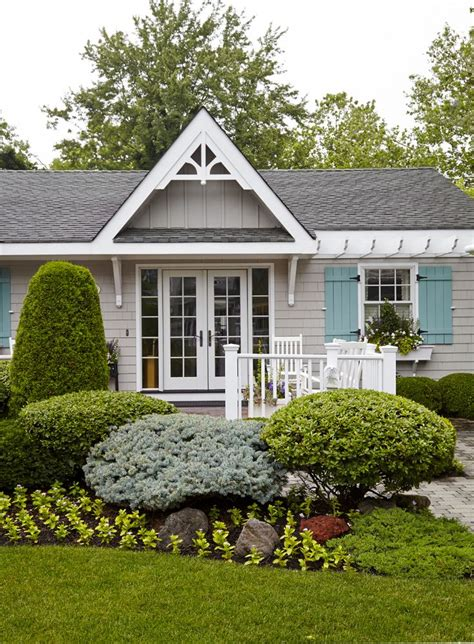 cutest cottage love all the teal aspects nice grey beadboard homes i love teal edition