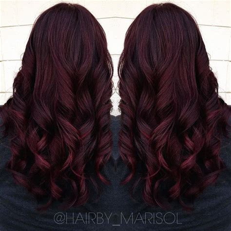 rage mahogany hair color