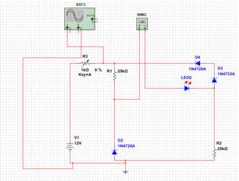 diode characteristics using multisim diode characteristics in multisim 28 images diode vi characteristics using multisim 28