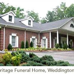 heritage funeral home weddington chapel matthews nc yelp