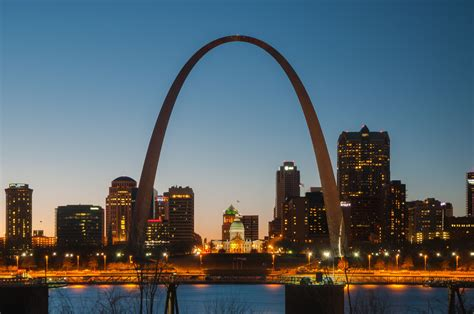 Its All In The Arch by Visit The Gateway Arch In St Louis Missouri