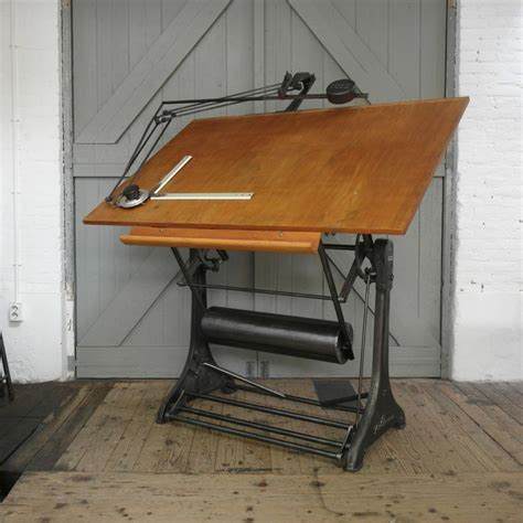 Kuhlmann Drafting Table 17 Best Images About Industrial Chic Interiors On Industrial Storage Boxes And