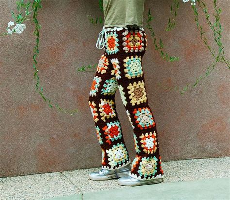 crochet pattern yoga pants 17 best images about men in crocheted pants on pinterest