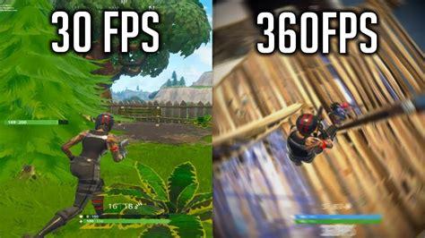 fortnite render settings showcase fps  fps  fps
