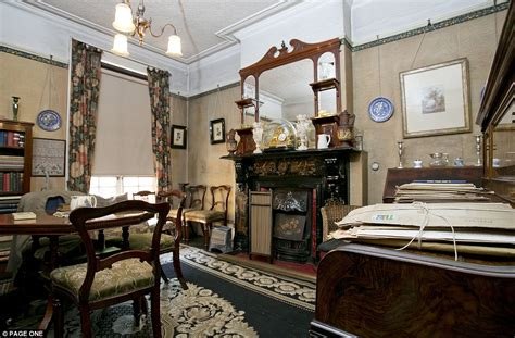 1920 homes interior the house that time forgot red brick semi is frozen in