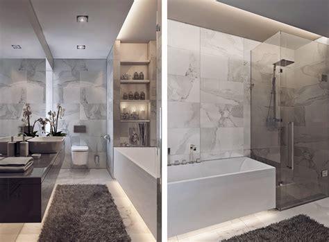 inspiring examples    grey  luxury interior design