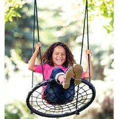baby swings that hold up to 40 pounds super spin disc swing gift ideas