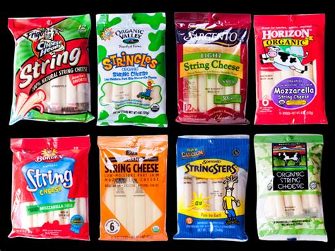 Produk Brand Happy Mini Canada string cheese taste test serious eats