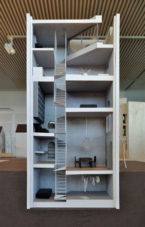 bow wow house file atelier bow wow sectional model of house tower tokyo 2006 jpg wikimedia commons
