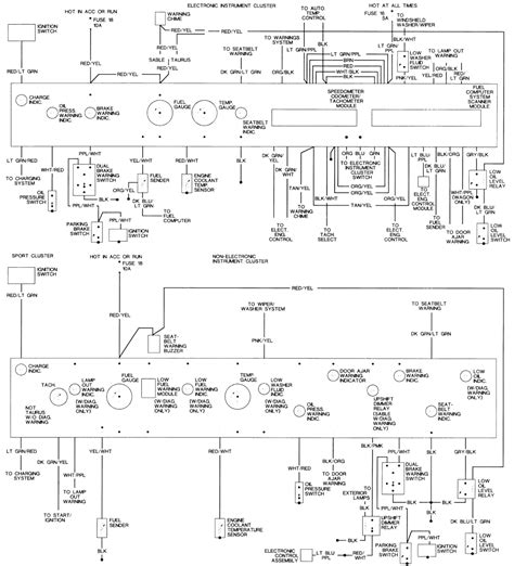 motor repair manual 1988 ford ranger instrument cluster wiring diagram 1995 ford l8000 wiring free engine image for user manual download