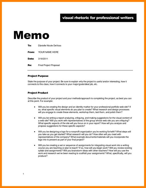 Simple Memo Template 6 simple memorandum format janitor resume