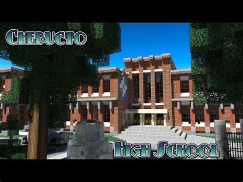 school minecraft map chebucto city series chebucto high school minecraft project