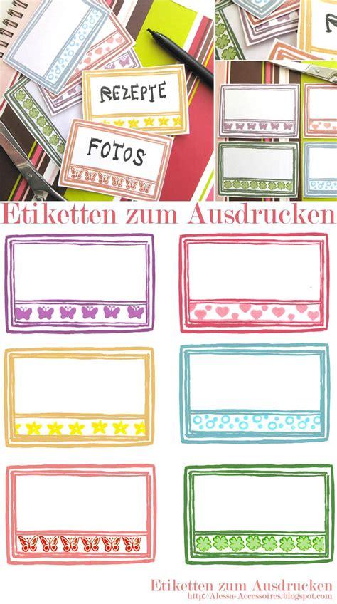 Etiketten Kinder by Freebie Etiketten Zum Ausdrucken Handmade Kultur