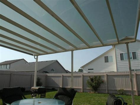 Clear Patio Roof by Skyvue Clear Roof Patio Covers Patio Fireplace