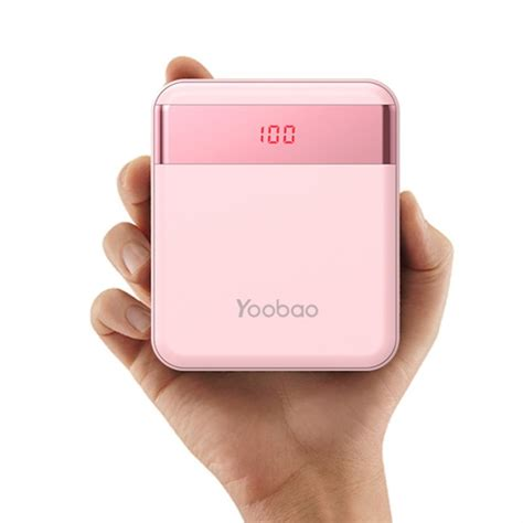 Powerbank Yoobao Yb 636 yoobao yb m4 pro 10000mah lcd power bank