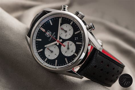 tag heuer carrera tag heuer carrera ch80 hands on review by fratellowatches