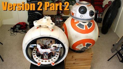 xrobots wars bb 8 droid version 2 part 2 dynamic stability dolly