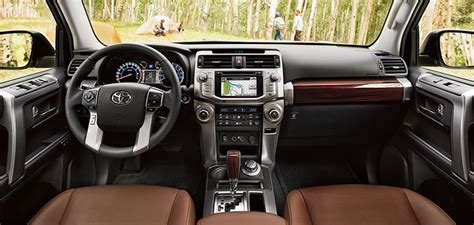 toyota 4runner 2016 interior 2016 toyota 4runner review
