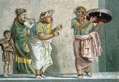 l alimentazione degli antichi romani la musica nella roma antica