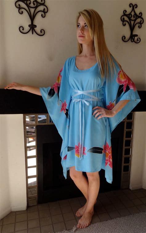 Kaftan Alexandra caftan orchid blue alexandra dress tropical resort