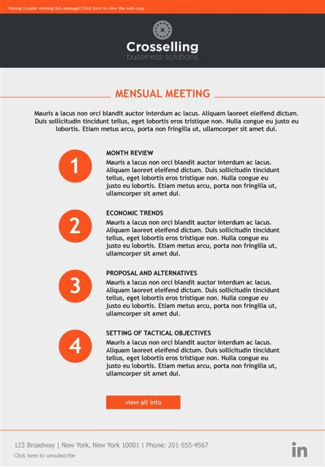 11 Best Email Templates For Accountants Images On Pinterest Accounting Beekeeping And Email Accounting Newsletter Templates