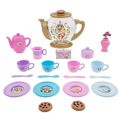 Disney Princess Tea Set disney tea set princess pretend tea set