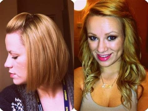 womens short hair clip on for fullness and ehight how to hair extensions for short hair youtube