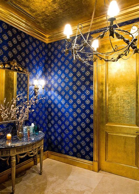 design  picture perfect powder room