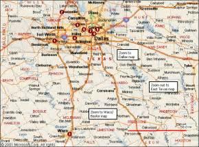 waco map and waco satellite image