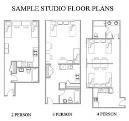 studio apartment blueprints