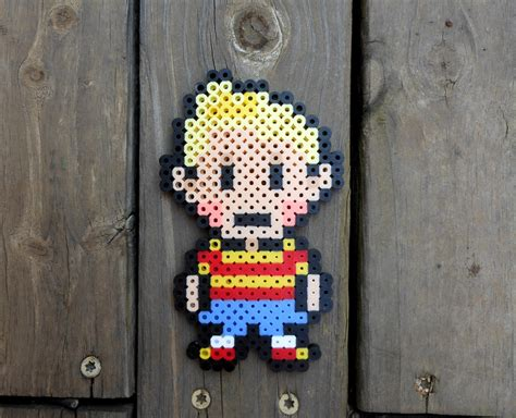 fuse bead lucas from 3 perler bead