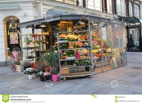 Sho Vienna flower shop editorial stock image image 36935574