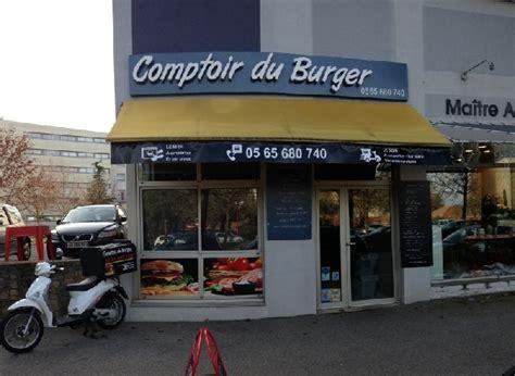 comptoir du burger rodez