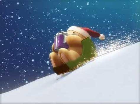 friends christmas sledging youtube